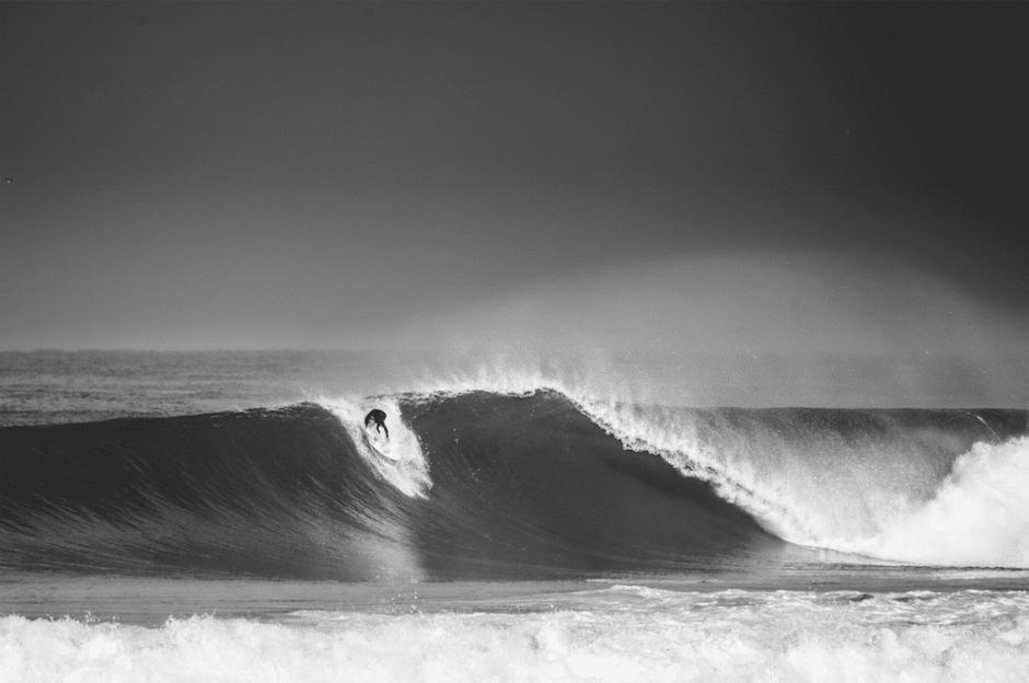 la graviere Hossegor surf