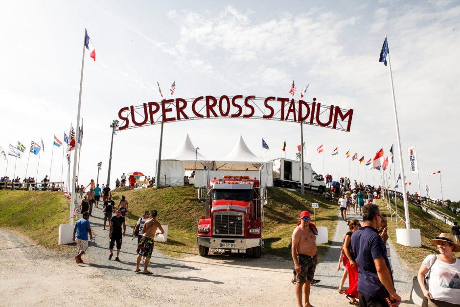Supercross La Tremblade