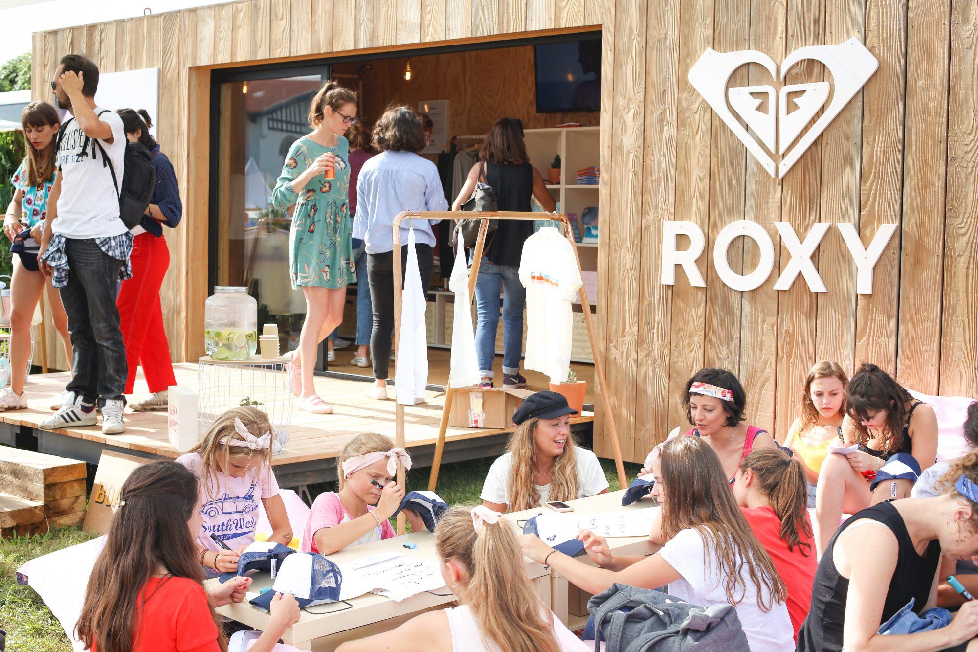 Festival Biarritz en été Roxy