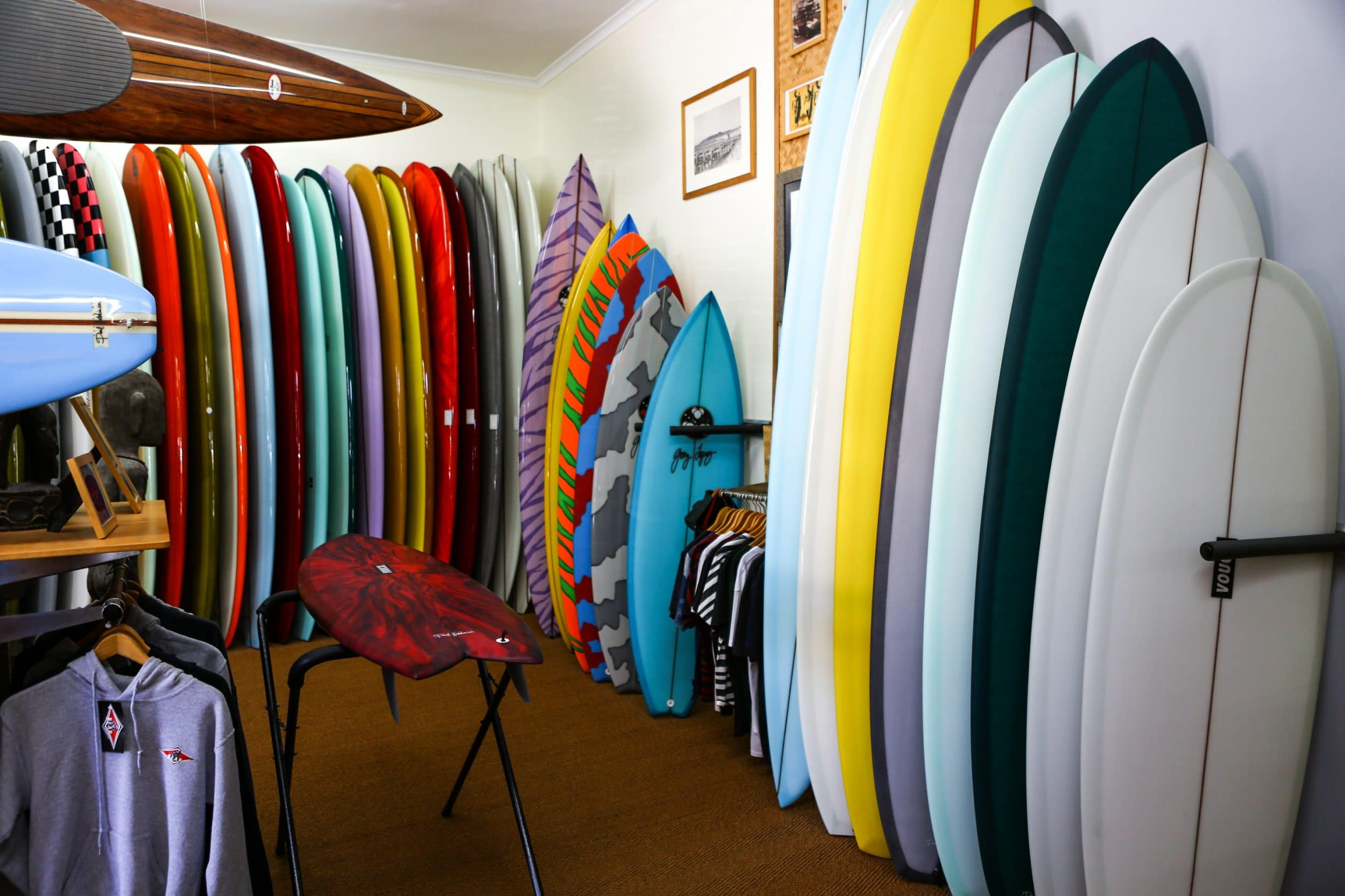 vouch surf shape byron bay
