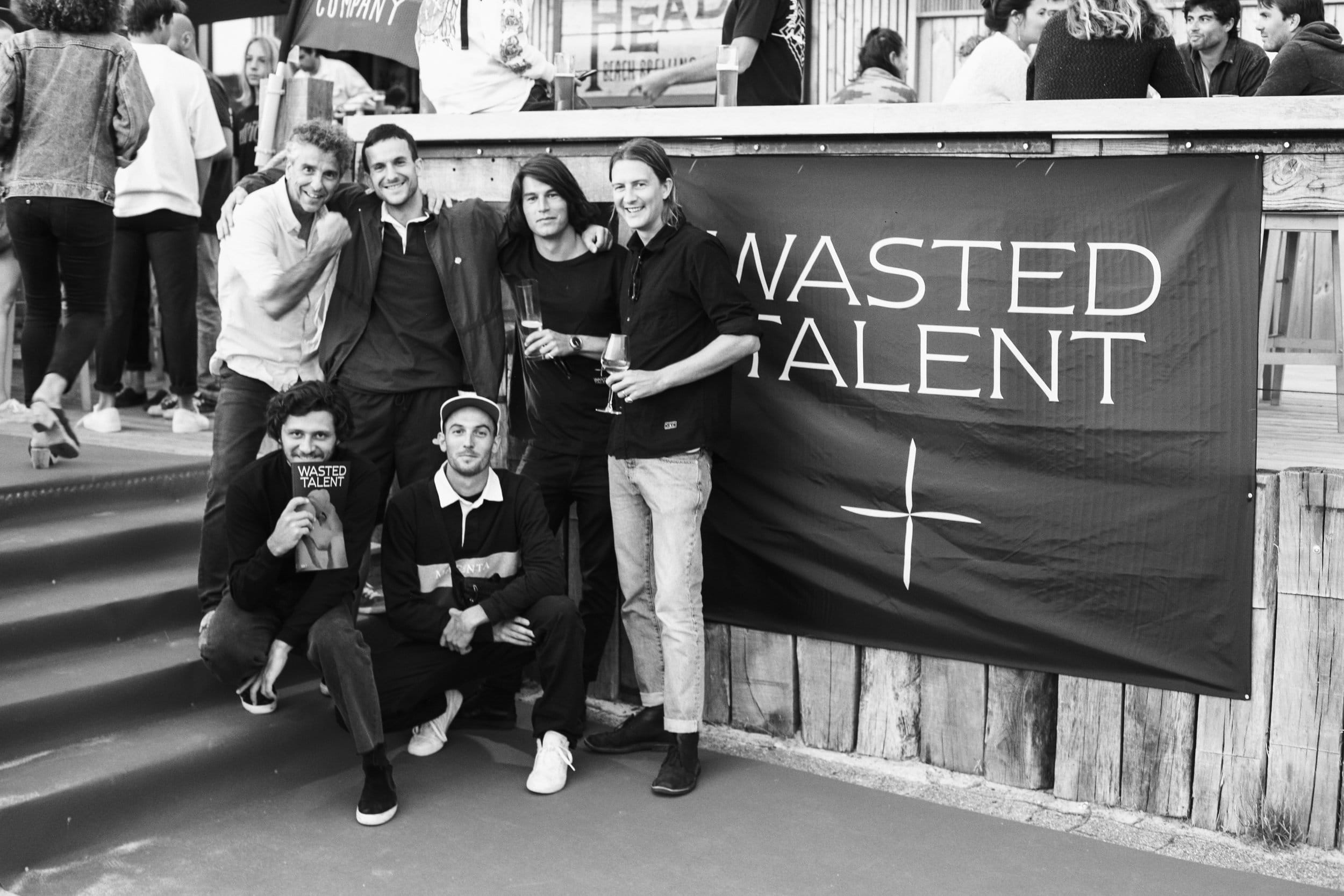Wasted talent photo remi bedora