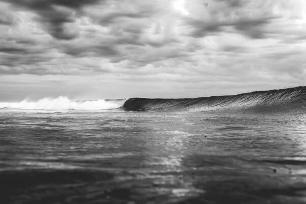 Vague aqua surf