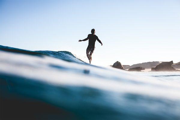 Surf la piste Capbreton blockhaus