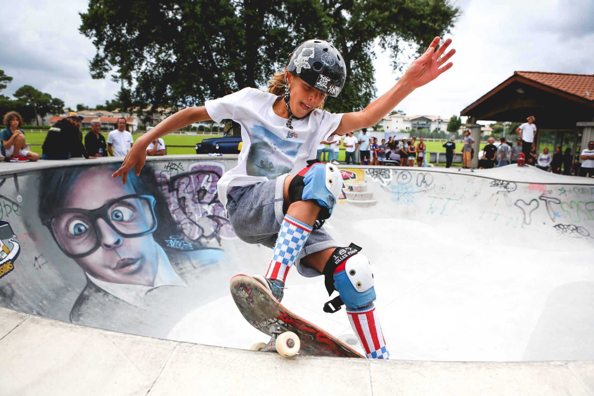 skate bowl capbreton