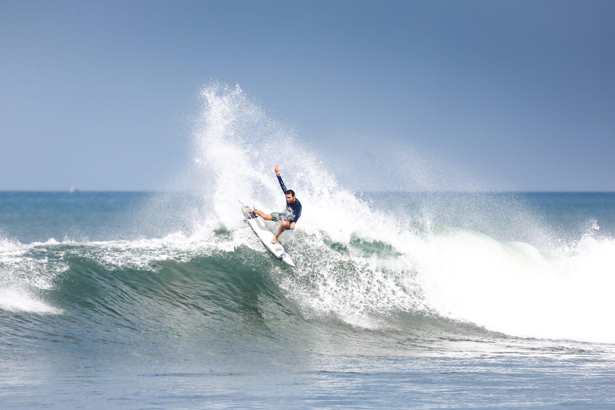 BALI STIKE MISSION RVCA SURF