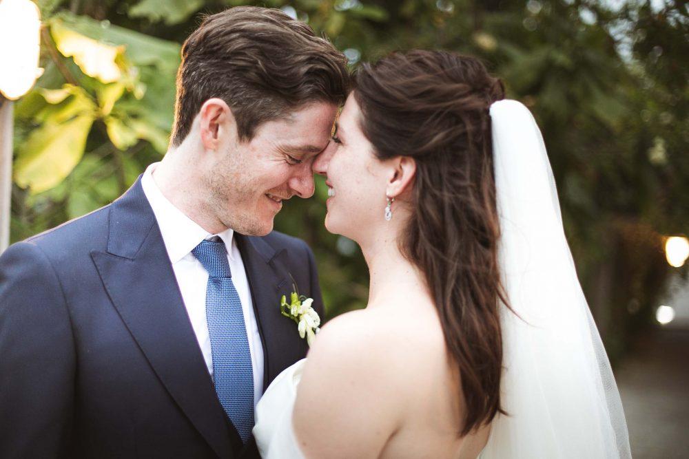 photo de couple marie et mariée