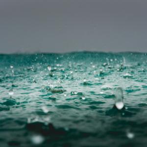 L'orage en aquitaine pluie ocean